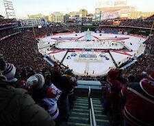 NHL 2015 Winter Classic (Capitals vs Black Hawks) - 8x10 Color Photo