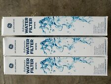 BNIB GE Appliances RPWFE Refrigerator Water Filter OEM Qty: 3