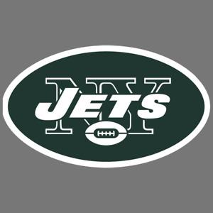 New York Jets NY NFL Car Truck Window Decal Sticker Football Laptop Bumper