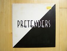 RECORD 45 RPM - PRETENDERS , BRASS IN POCKET / SWINGING LONDON NERVOUS BUT SHY