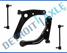 01-04 Ford Escape Mazda Tribute Front Lower Control Arm Sway Bar Link 4pc Kit