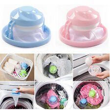 Hair Ball Removal Tool Washing Machine Hair Ball Suction Remover Stick Bag