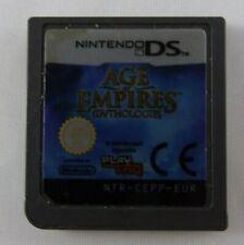 Age of Empires Mythology - DS - CARTRIDGE ONLY
