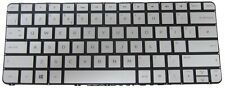 HP Spectre x360 13-4000 13-4100 13-4200 UK Silver Backlit Keyboard 801508-031