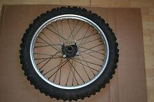 1990 Honda XR 250R Front Wheel Rim Tire 1.60 x 21 D.I.D. OEM New Tire 90 A