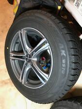 Blizzak Winter Tires On16x7 Oz X5b Mgdc Wheels