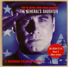 The General's Daughter CD's  Promo (BOF) 1999