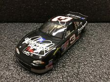 Signed 1 24 2000 GM Goodwrench Dale Earnhardt Sr Jr CWC RCCA Action Nascar