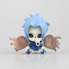 Naruto Shippuden Uchiha Sasuke Suck Pacifier Cute Mini PVC Figure New No Box