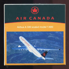 1:600 SCALE DIECAST METAL AIR CANADA AIRBUS A330 by SCHABAK
