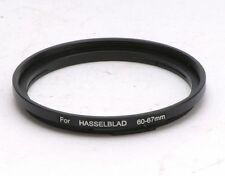 B60 to 67mm Filter Adapter Ring Für Hasselblad Neu