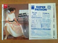 SUPER PATRON PRIMA 1991 N°2.91 JUPE A LES