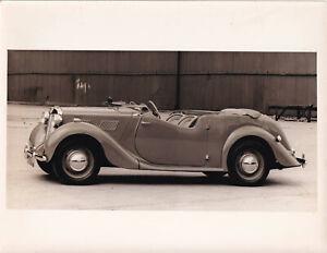 MG YT TOURER CIRCA 1952 MODEL, PHOTOGRAPH.