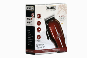 Wahl Super Taper Professional 5 Star Series Trimming Fading Barber Afro Hair UK