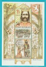 Czech Republic from 2016 Mint Block 60 II Kaiser Karl IV