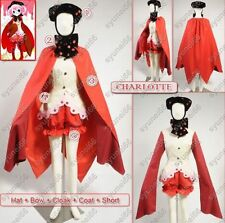 Puella Magi Madoka Magica Charlotte Cosplay Costume Custom Any Size