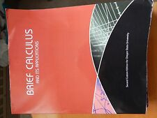 Oregon State University Textbook- Brief Calculus And Its Application MTH 241