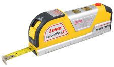 Niveau laser d'alignement multifonctions à bulle mètre ruban horizontal vertical