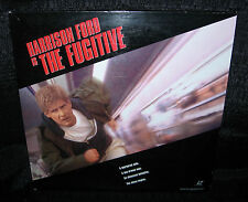Laserdisc: the Fugitive (1994 U.S. Widescreen Edition) * HARRISON FORD
