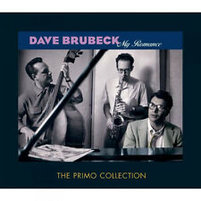 Dave Brubeck MY ROMANCE 24 Essential Early Songs PAUL DESMOND New Sealed 2 CD