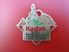 pins pin euro disney kodak frontierland