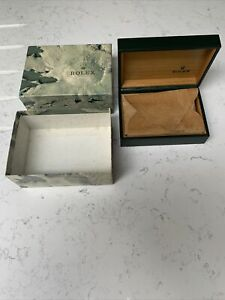 Vintage Rolex 68.00.2 Moon Crater Watch Box 16570 Explorer II