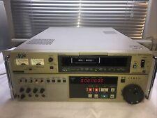 JVC BR-S622E Professional SVHS-Videorecorder S-VHSC TBC - geprüft vom Händler