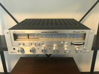 Vintage Marantz 2226B Stereo AM/FM Receiver-LED's, Cleaned, Tested, Excellent Co