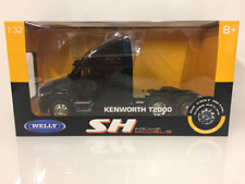 Kenworth T2000 Cab Unit - Black Super Haulier Welly 32210K 1:32 Scale