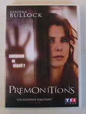 DVD PREMONITIONS - Sandra BULLOCK / Peter STORMARE