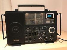 Marc NR-82F1 Multiband Radio AM/FM/SW/SSB COMMUNICATIONS RADIO RECEIVER 12 band