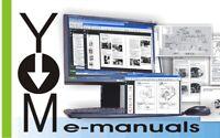 Yamaha YFM350 1990-2007 Warrior Raptor OEM Workshop Repair Service+Parts Manuals