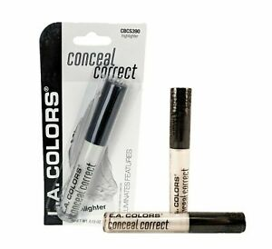 L.A. Colors Conceal Correct Smooth Coverage Concealer 0.13oz 4 Colors Choose
