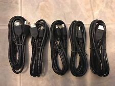 NEW HDMI CABLE 6FT LOT 5 HP Apple Samsung Acer Dell Gateway Monitor 720 1080