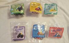 Complete 1988 Mac Tonight  McDonalds Happy Meal Set of 6 new in package Moon Man