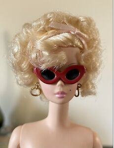 Mattel Barbie Vintage Repro Red Sunglasses