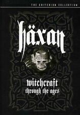 Haxan Witchcraft Through The Ages 0037429161722 DVD P H
