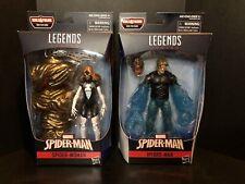 Hasbro Marvel Legends Hydro Man & Spider - woman