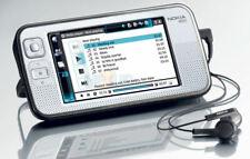 New Unlock Nokia N Series N800 256MB, Wi-Fi Bluetooth, 4.1 inch Internet Tablet
