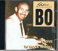 Eddie Bo - I love to Rock 'n' Roll - Famous Groove 1994