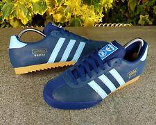 sports shoes d7549 cb439 BNWB   Genuine adidas originals ® Bamba Navy   Argentina Blue Trainers UK  Size 8