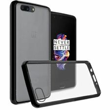 Étuis, housses et coques Bumper noir pour téléphone mobile et assistant personnel (PDA) OnePlus