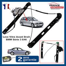 MECANISME LEVE-VITRE ELECTRIQUE AVANT DROIT NEUF BMW SERIE 3 E46 BERLINE 98-05