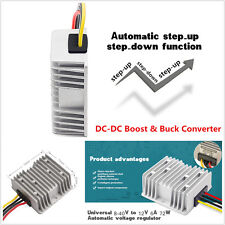 Universal Auto Car Power Automatic Voltage Regulator DC-DC Boost &Buck Converter