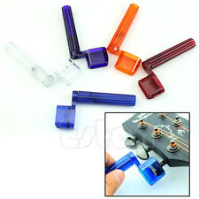 Plastic Speed Peg Puller Bridge New Pin Remover Handy Tool Guitar String Winder
