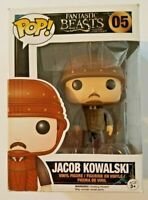 Funko Pop Fantastic Beasts 05 JACOB KOWALSKI