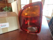 99-01 ISUZU VEHICROSS  LEFT TAIL LIGHT OEM