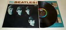 MEET THE BEATLES FEB 1964 1 BMI #3 ORIGINAL 50 YEARS EXCELLENT WAX LENNON
