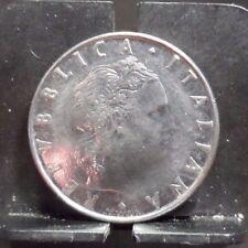 CIRCULATED 1982 50 LIRA ITALIAN COIN (92717)1