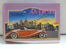 Antique Classic 8 Car Set